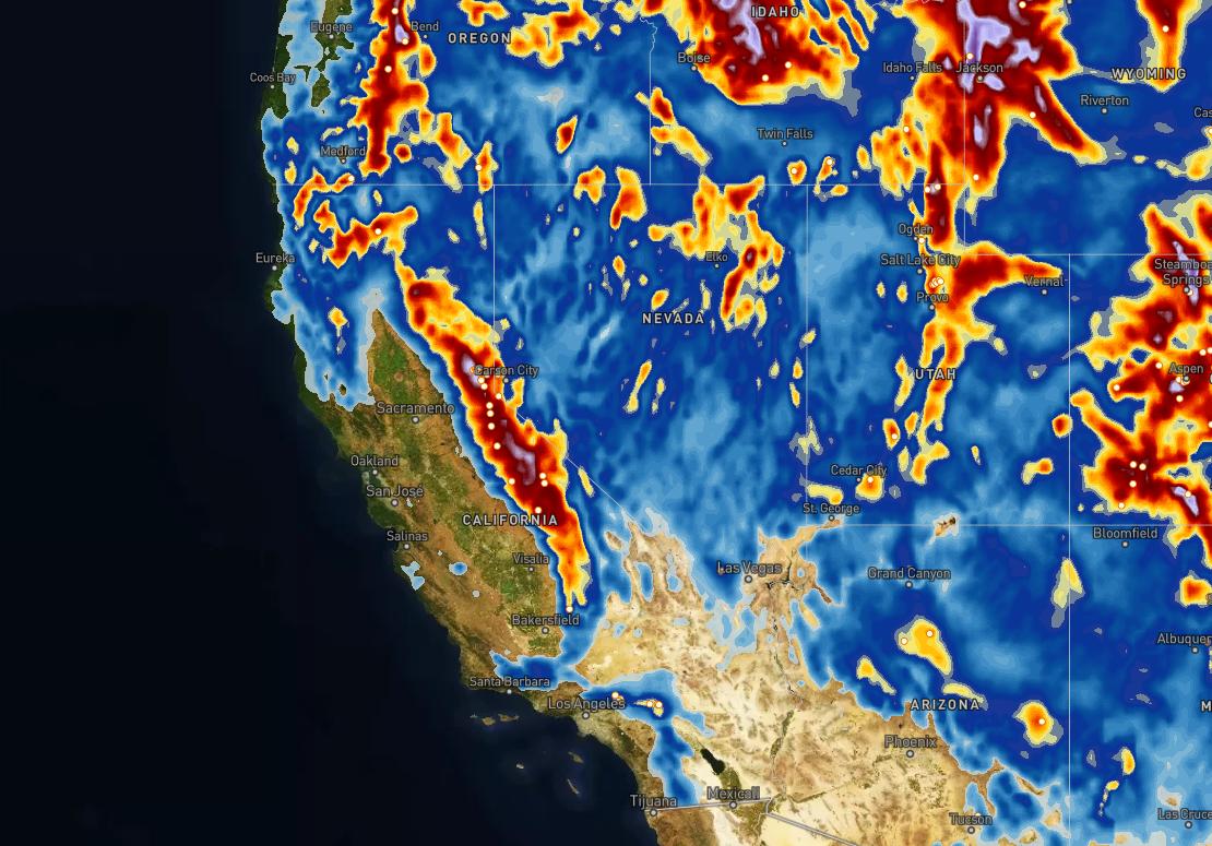 season total snowfall map
