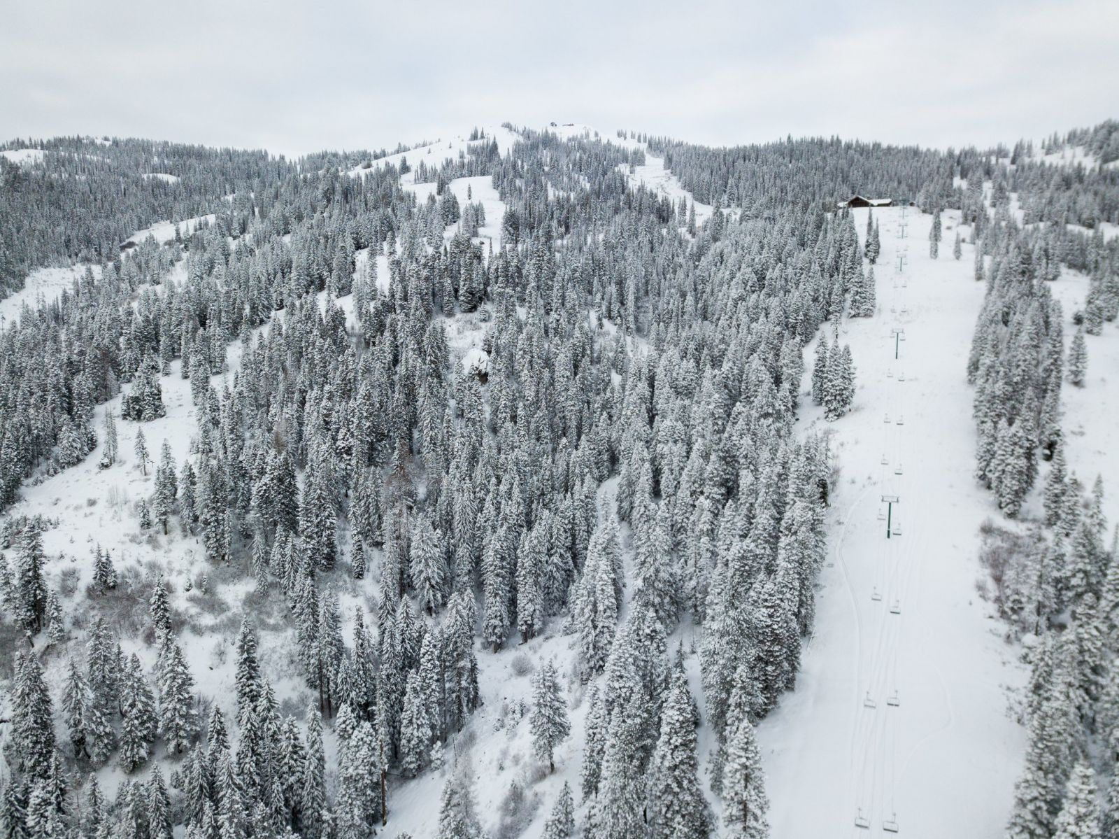 sunny and cold weather continues; more res | idaho daily snow