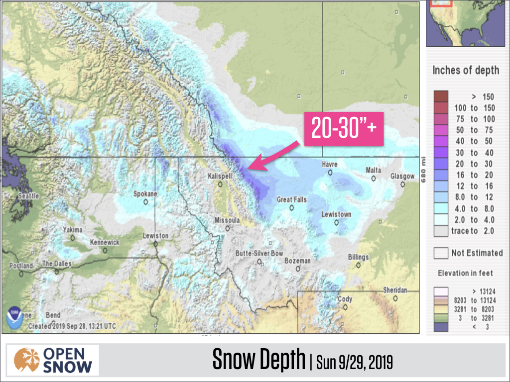 Storm drops 1-2+ FEET of snow. More coming? | US and Canada ... on
