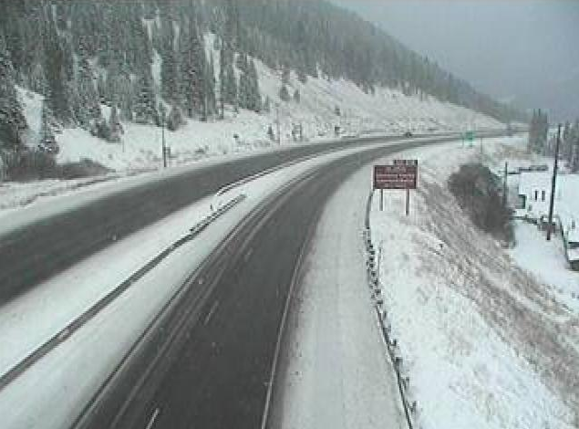 Webcam eisenhower tunnel amusing