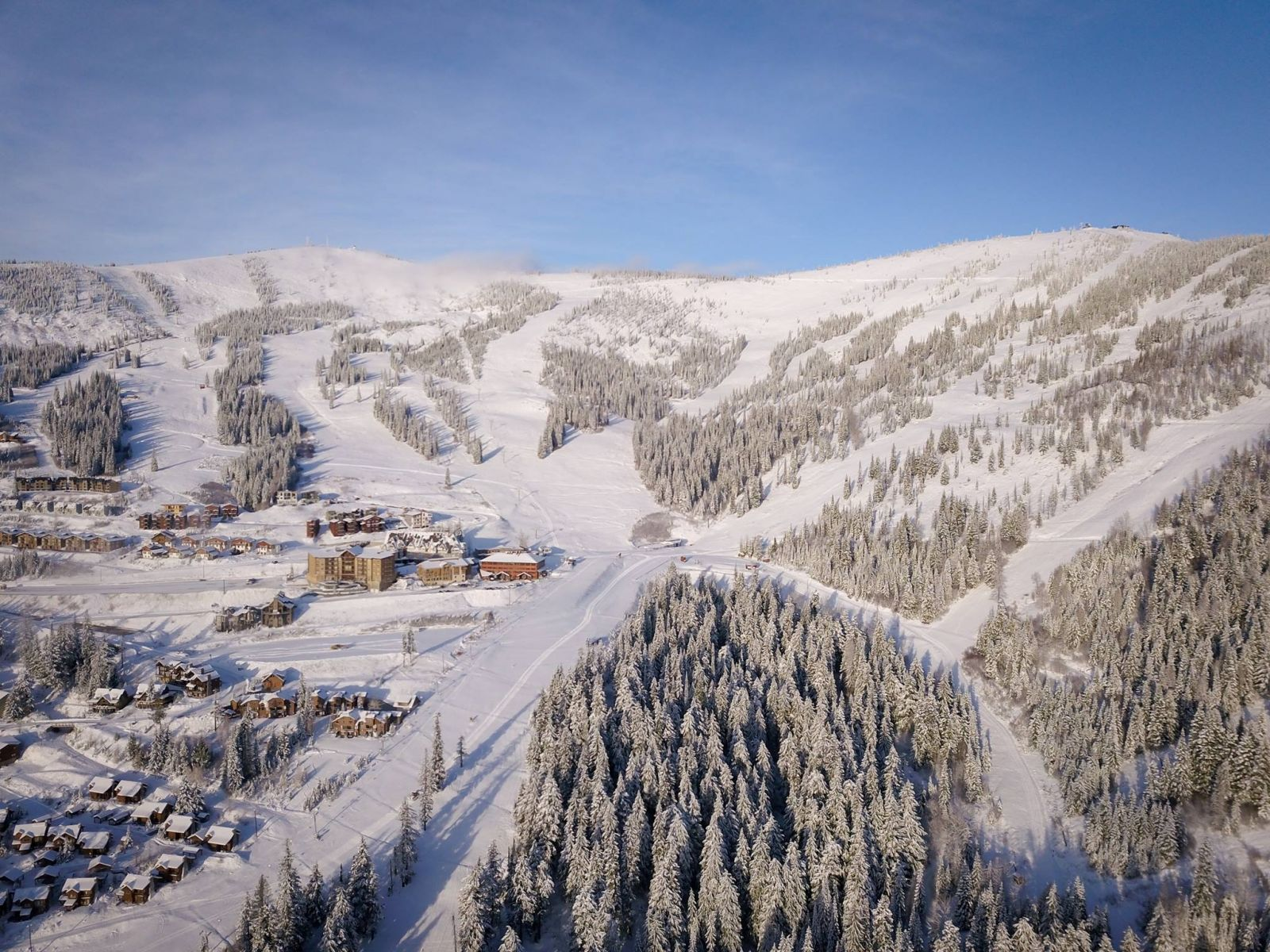 off to a good start | idaho daily snow | snow forecast & ski report