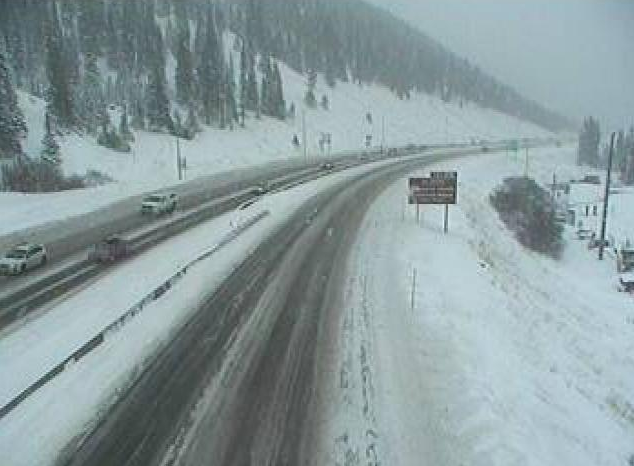 Webcam eisenhower tunnel good idea