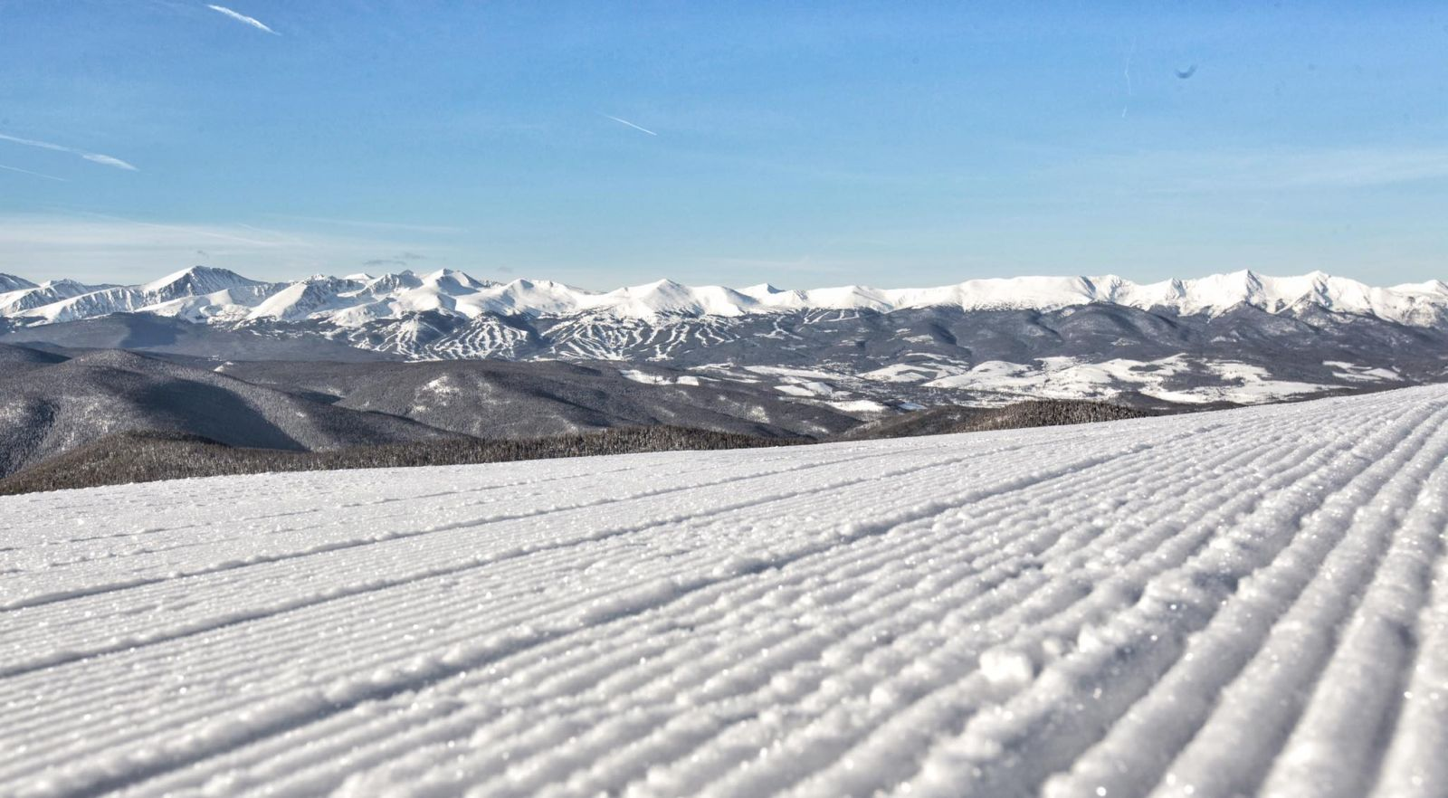 breckenridge and keystone will open for the 2017-18 season on friday