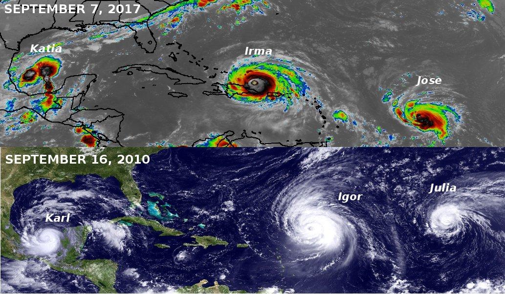 can hurricane irma help predict 2017 2018 snowfall opensnow