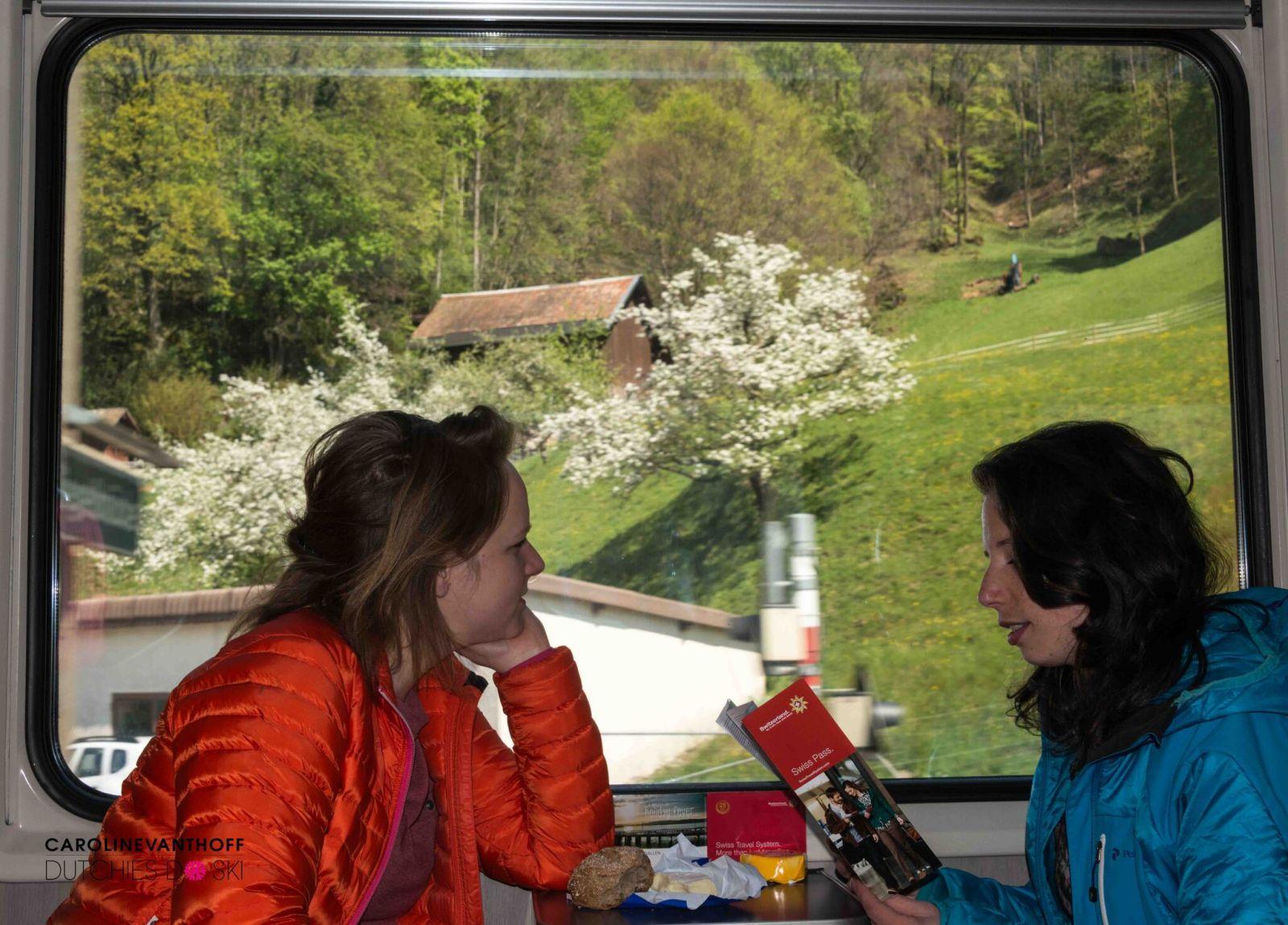 Dutchies Do Ski Switzerland Opensnow