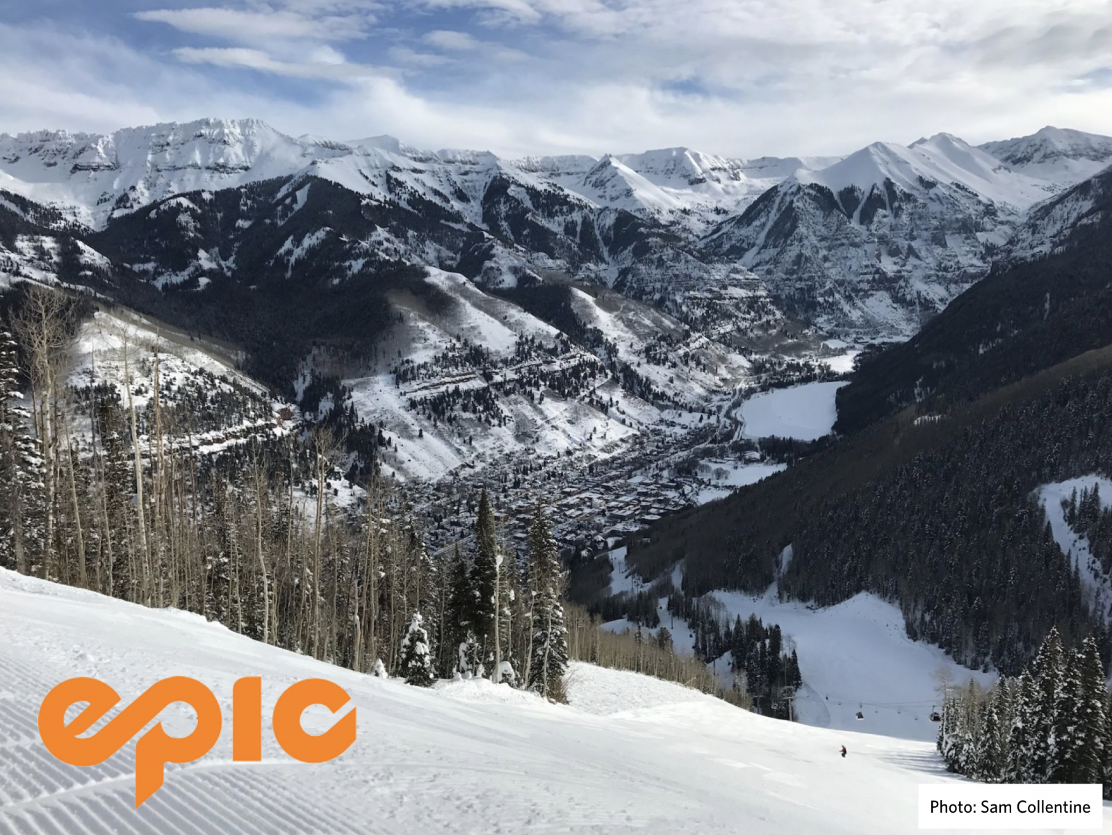 the epic pass adds telluride ski resort | opensnow