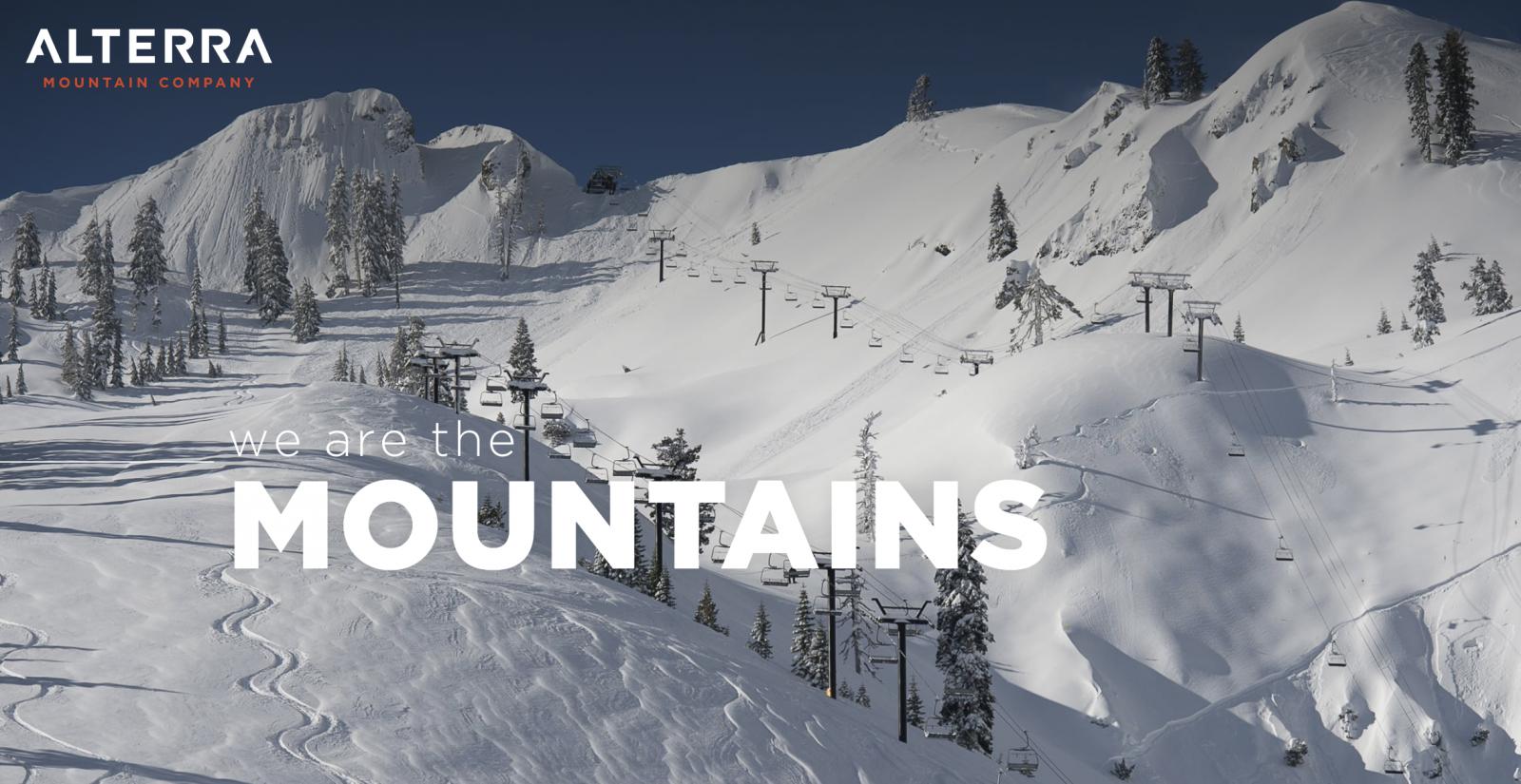 Alterra Mountain Company Unveils $555 Million Capital Improvement ...