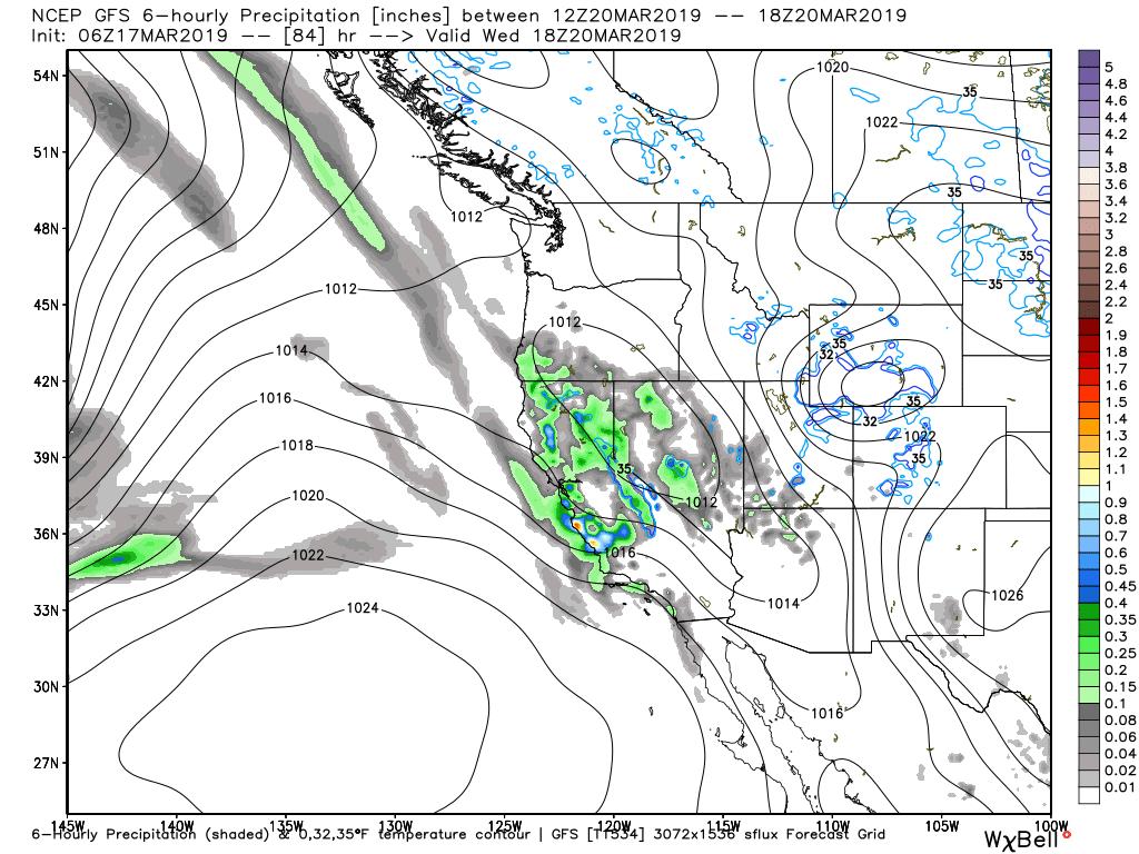Tahoe Daily Snow Snow Forecast Ski Report Opensnow