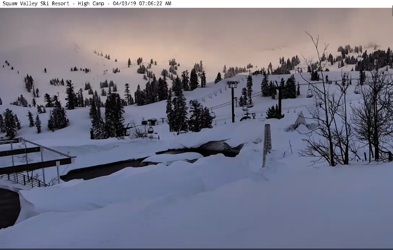 What Little Snow Weve Had This Winter >> Storms Continue March Recap Tahoe Daily Snow Snow Forecast