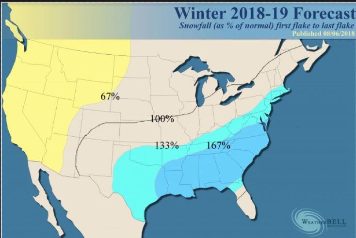 WB Snow forecasdt