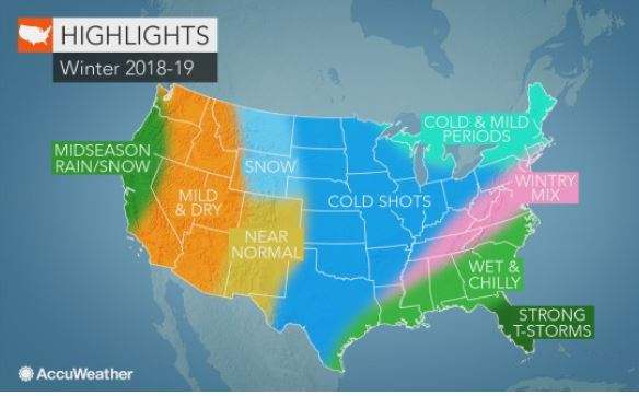 accuweather precip forecast