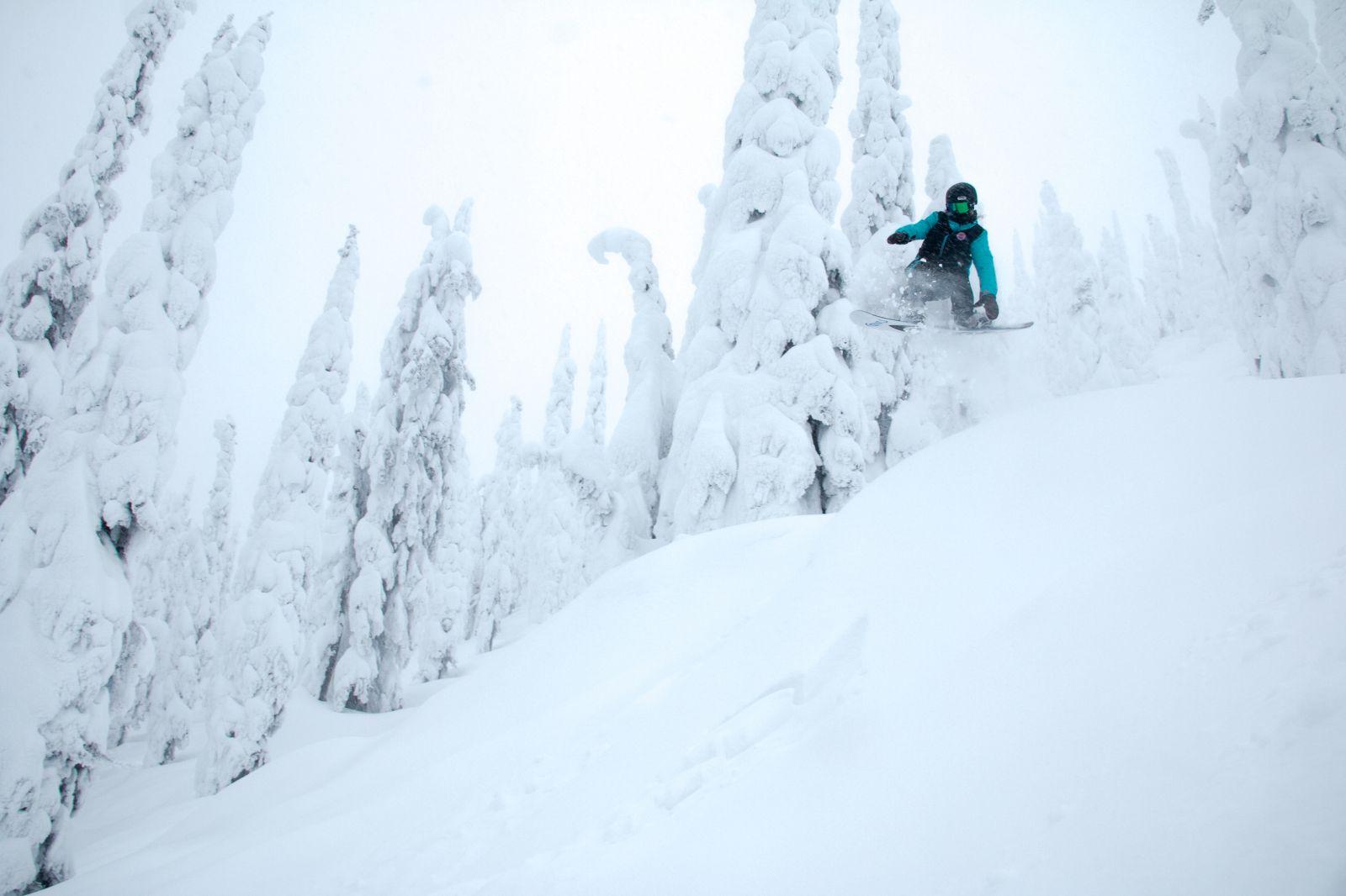 keeping it coming! | montana daily snow | snow forecast & ski report