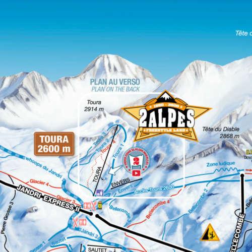 Thumbnail Image Les Deux Alpes - La Toura