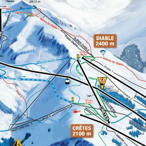 Thumbnail Image Les Deux Alpes - The Devil
