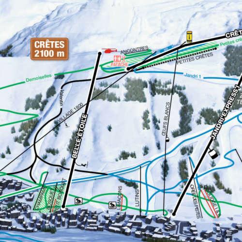 Thumbnail Image Les Deux Alpes - Station