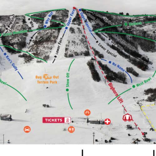 Thumbnail Image Hesperus - Winter Map