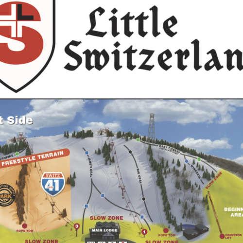 Thumbnail Image Little Switzerland - Winter Map