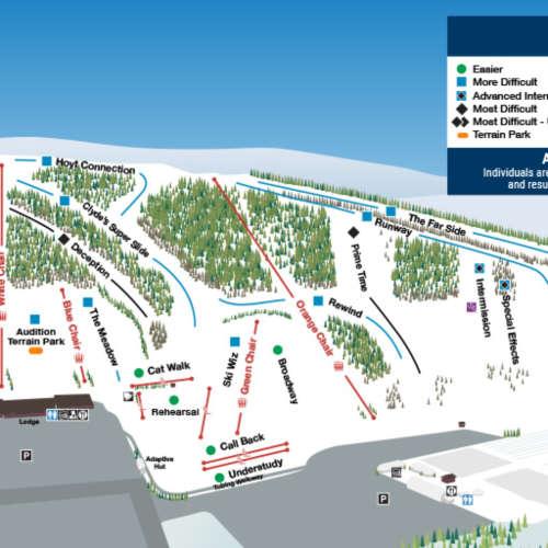 Thumbnail Image Perfect North Slopes - Winter Map