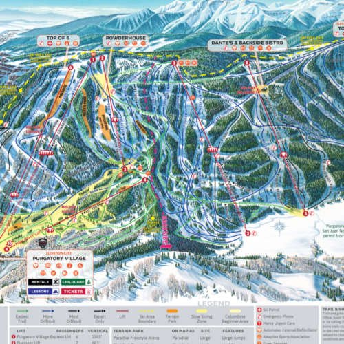 Thumbnail Image Purgatory - Winter Map