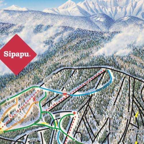 Thumbnail Image Sipapu - Winter Map
