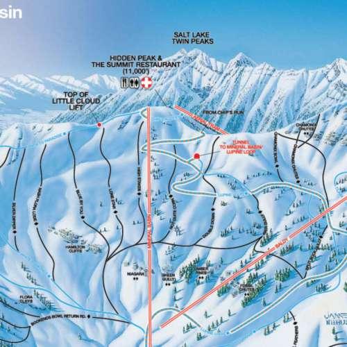 Thumbnail Image Snowbird - Mineral Basin