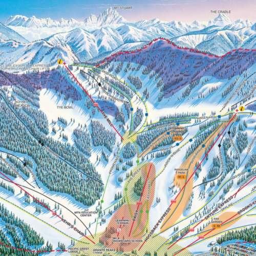 Thumbnail Image Stevens Pass - Frontside