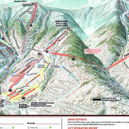Thumbnail Image Sugarbush - Winter Map