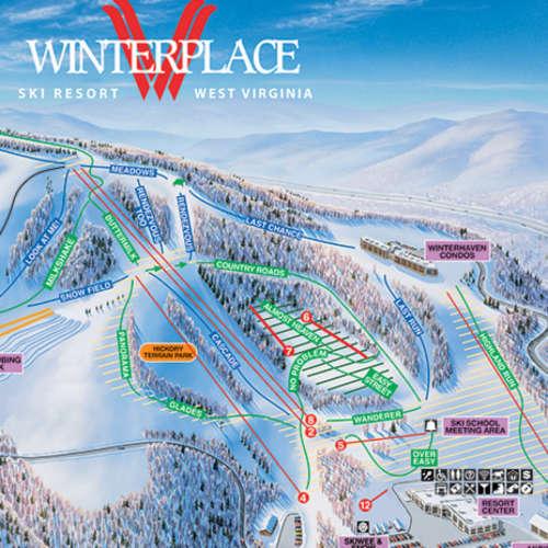 Thumbnail Image Winterplace - Winter Map