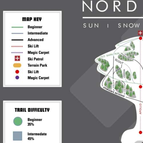 Thumbnail Image Nordic Valley - Winter Map